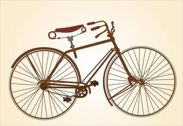 vintage-bicycle-vector