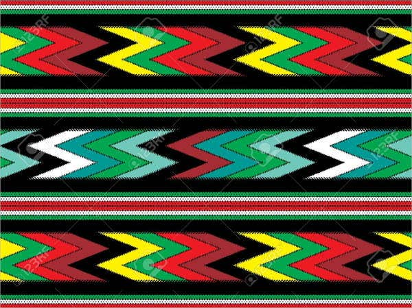 Mexican Fabric Pattern
