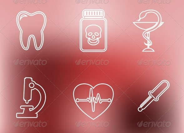 medical-outline-icons