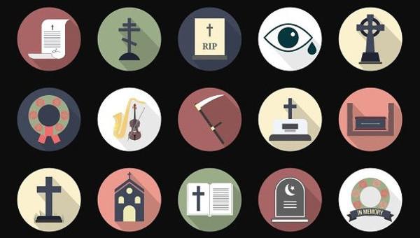 funeralicons