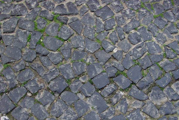Seamless Stone Floor Texture