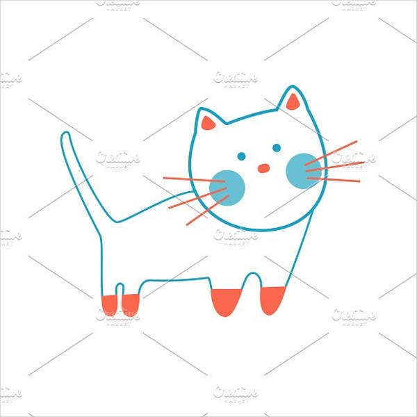 cute-cat-vector