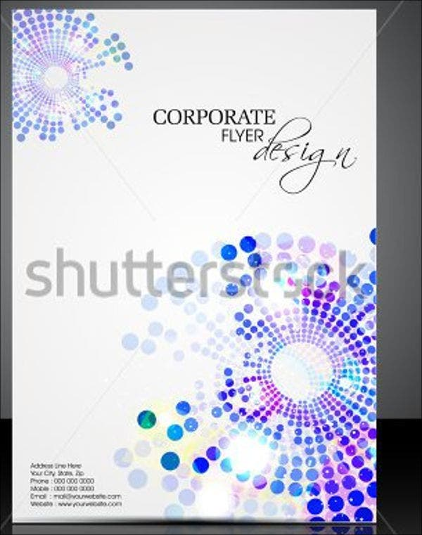 professional catalog cover template