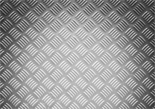 Diamond Steel Plate Texture