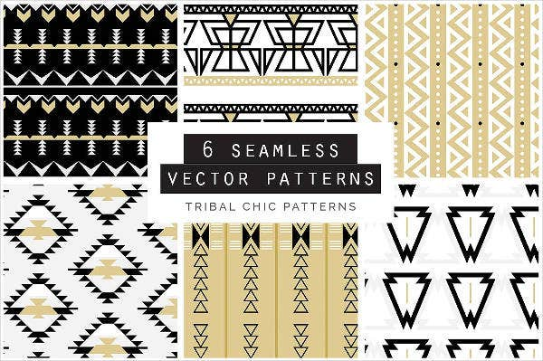 tribal-seamless-vector-patterns