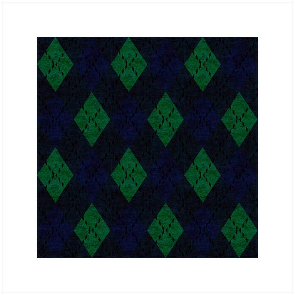 jewel-argyle-pattern