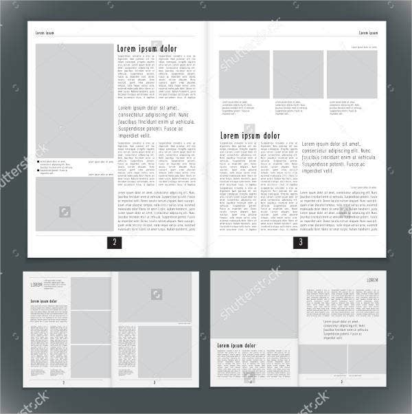 vector-magazine-layout