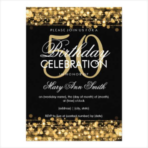 15 birthday invitation templates in pdf free premium templates free 50th birthday invitation maxwellsz