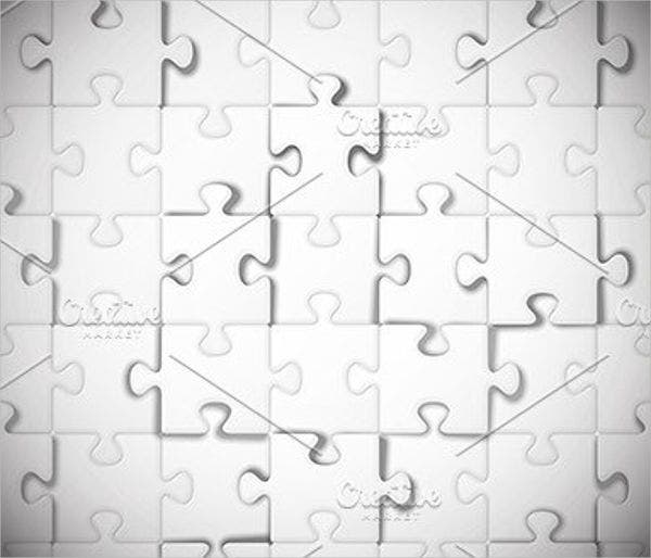 puzzle-background-vector