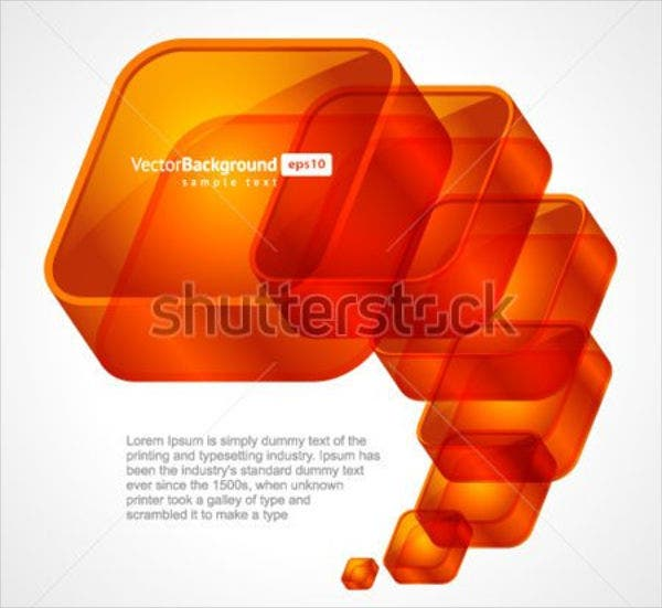 square-background-vector