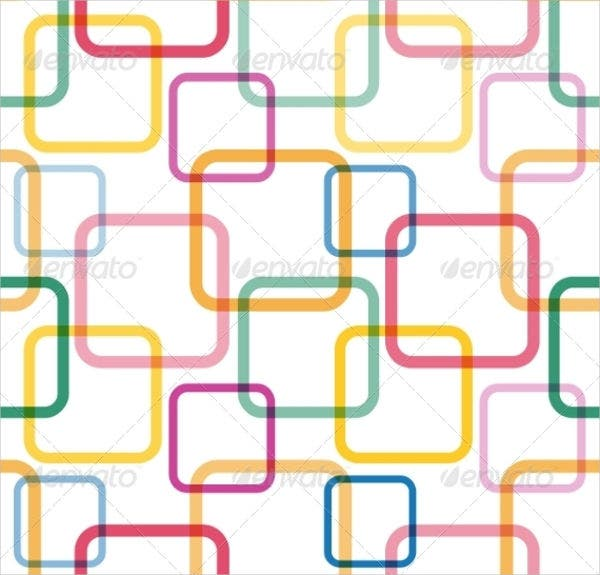 colorful square vector