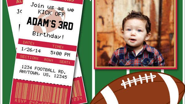 footballinvitations