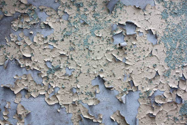 Vector Peeling Paint Texture