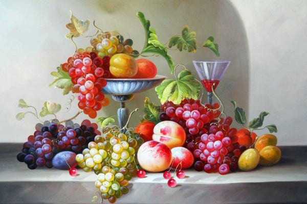 Contemporary Still Life Painting