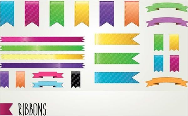 retro-ribbon-banner
