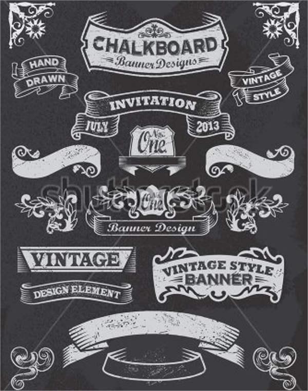 grunge-retro-banner