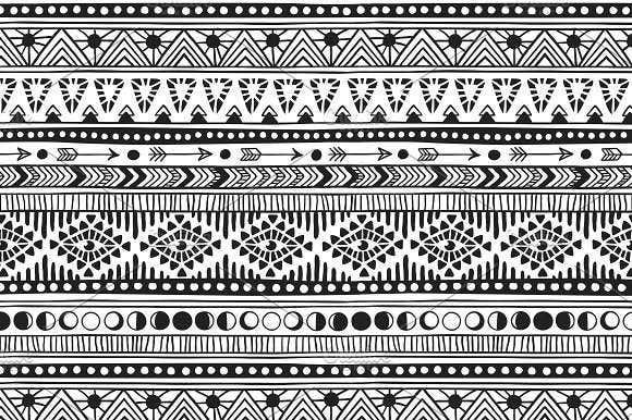 bohemian-tribal-pattern