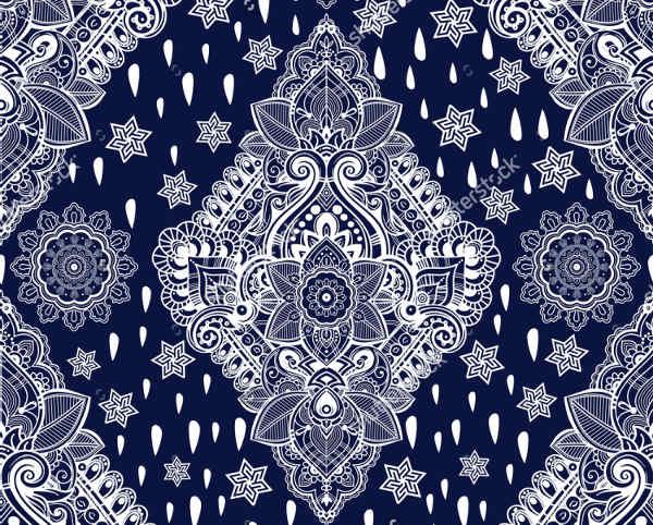 bohemian-floral-pattern