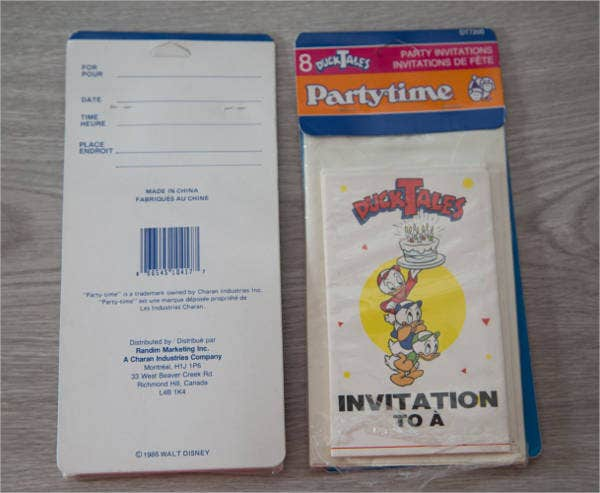 vintage-duck-tales-party-invitation