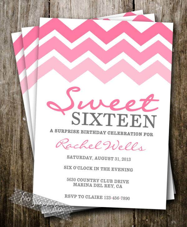 sweet-sixteen-sleepover-invitation