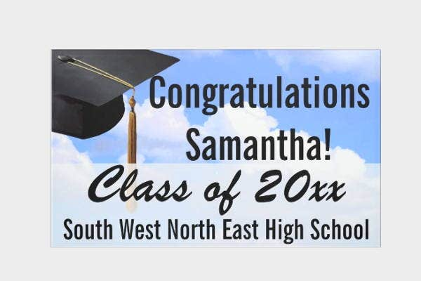 personalized-graduation-banner