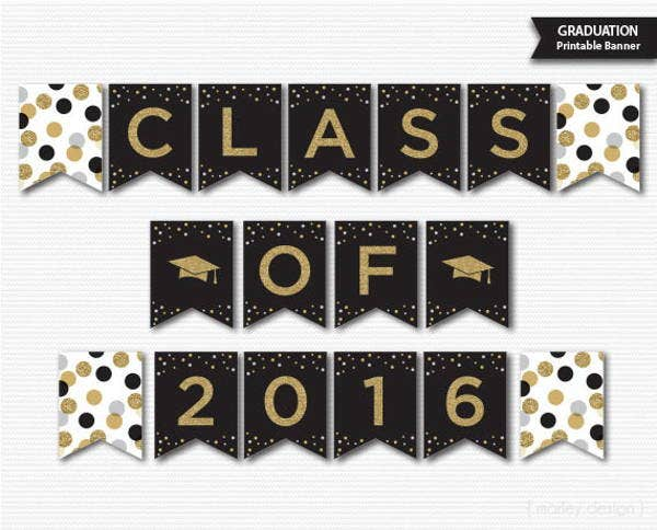9 graduation banners jpg psd ai illustrator download free premium templates. Black Bedroom Furniture Sets. Home Design Ideas