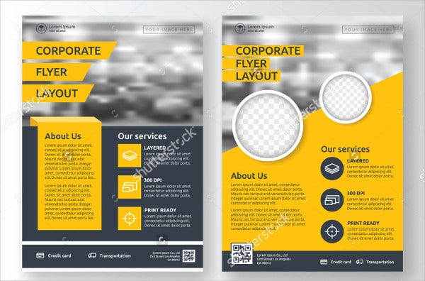 Multipurpose Corporate Business Brochure