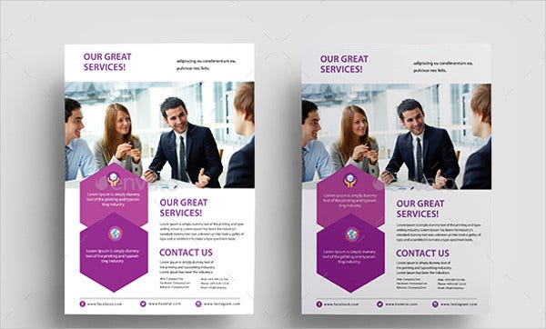 9 corporate company brochures designs templates free for Training brochure template