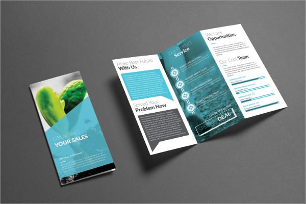 corporate company profile brochure