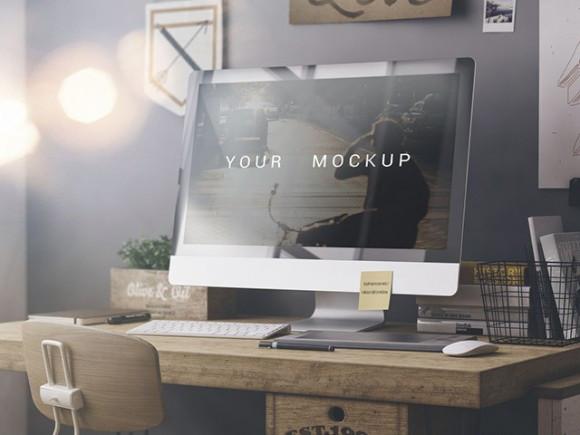 Photorealistic Computer Mockup