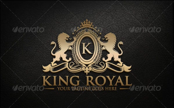 King Logo for Company