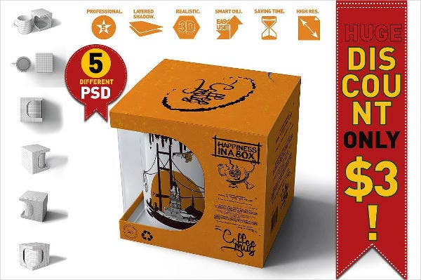 mug box mockup
