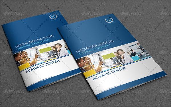 it-training-company-brochure