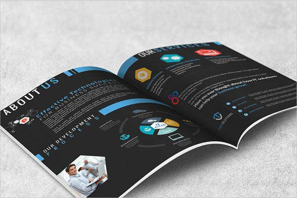 software developer company brochure