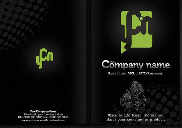 free-it-company-brochure-template