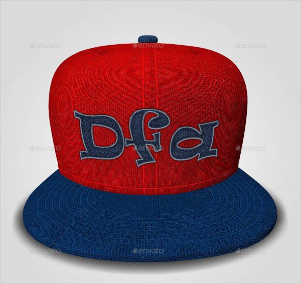 Free PSD Hat Mockup