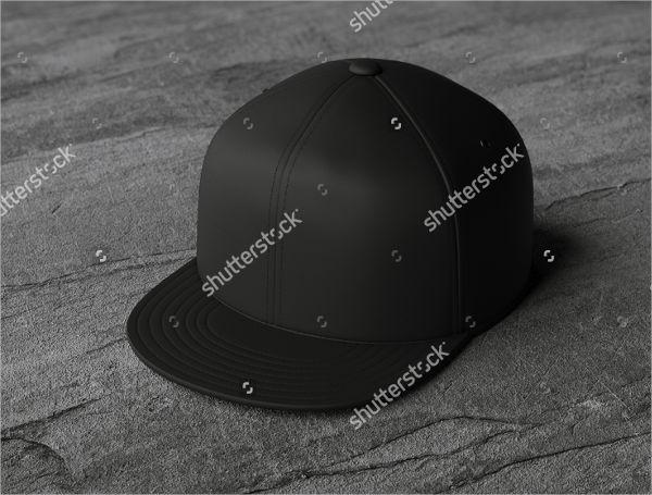 Blank Hat Mockup
