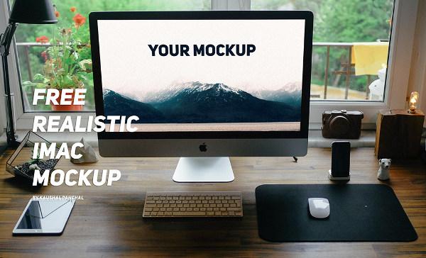 photorealistic-desk-mockup