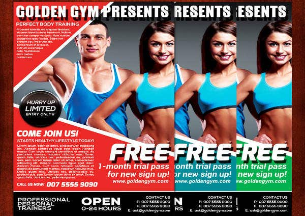 fitness-sports-center-flyer