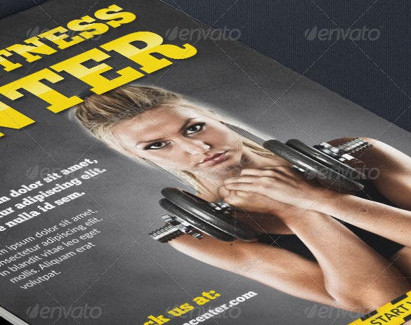 a4-fitness-center-flyer