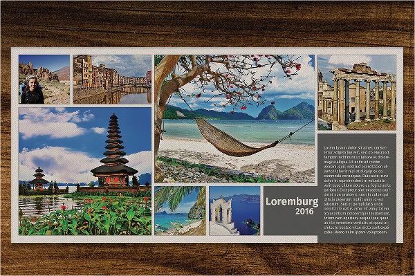 Multipurpose Travel Brochure