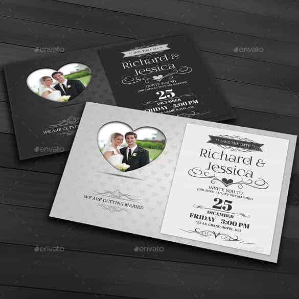 easy to edit wedding invitation template for download min