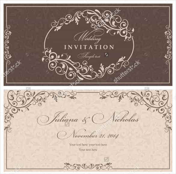 wedding invitattion template for instant download min
