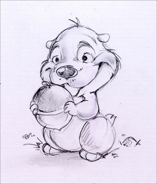 cartoon-animal-sketch