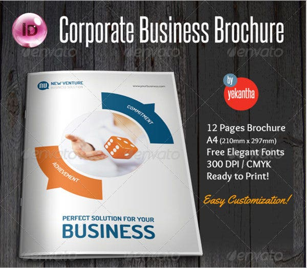 event-management-company-brochure