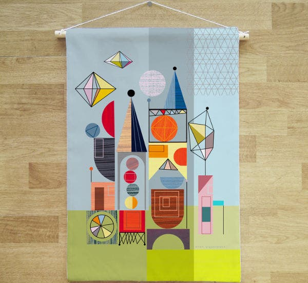 wall hanging banner