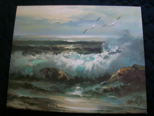 vintage-ocean-painting