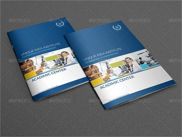 it-training-company-brochure