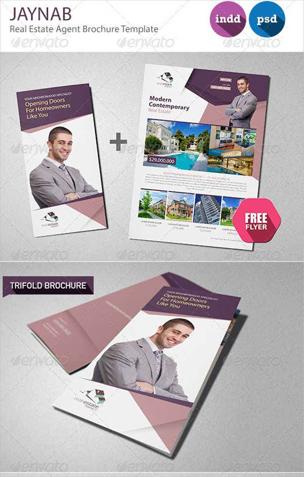 real-estate-agent-company-brochure