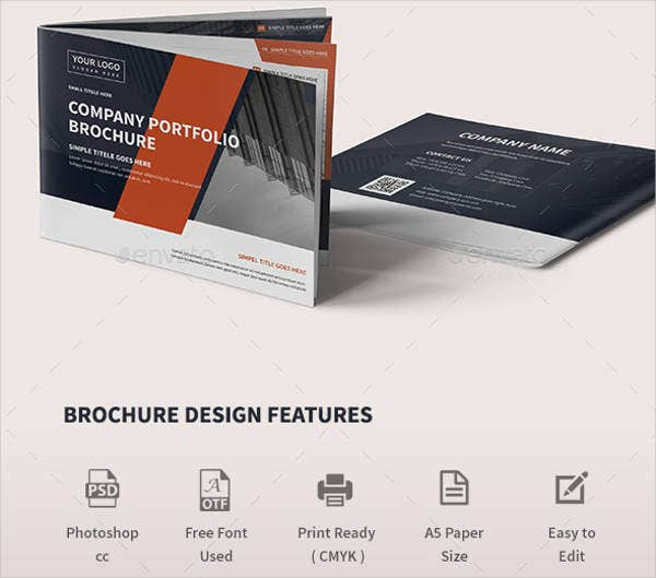 it corporate company brochure